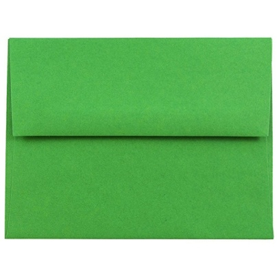 jam paper booklet invitation envelopes recycled a2 4 38 x 5 34