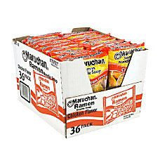 Maruchan Ramen Noodle Soup Chicken 298
