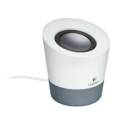 Logitech® Z50 Multimedia Speaker, Gray