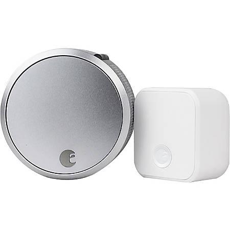 August Smart Lock Pro + Connect, 9U9034