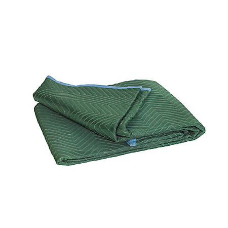 """B O X Packaging Moving Blankets, 72"""" x 80"""", Pack Of 6"""