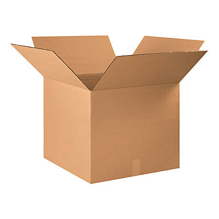 22in(L) x 22in(W) x 18in(D) - Corrugated Shipping Boxes
