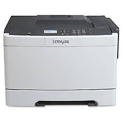 Lexmark Color Laser Printer CS410dn