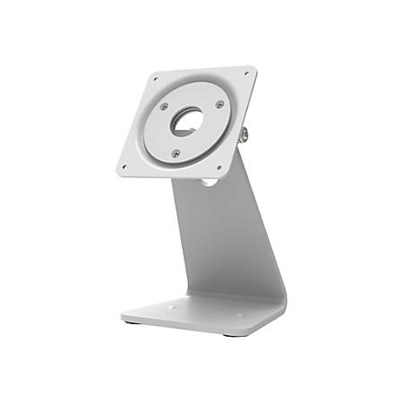 Compulocks 360 Stand Counter Mount for Display Screen - White - 1 Display(s) Supported - 100 x 100 VESA Standard