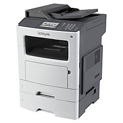 Lexmark MX511DTE Laser Multifunction Printer Monochrome