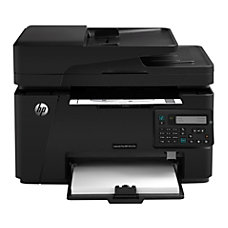 HP LaserJet Pro M127fn Monochrome Laser
