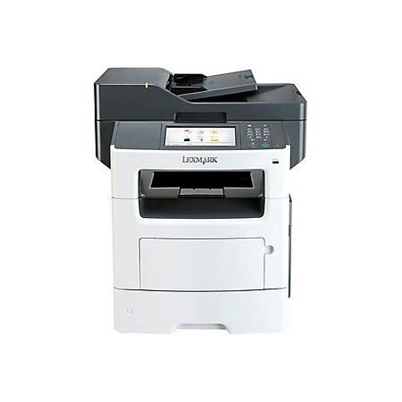 Lexmark MX611de Multifunction Monochrome Laser Printer Item # 252826
