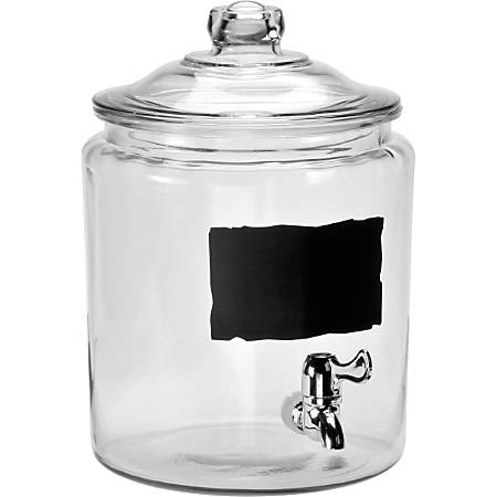 Anchor 2 gal. Heritage Hill with Chalkboard Dec, Chalk and Spigot