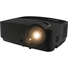 InFocus IN126STx 3D Ready DLP Projector