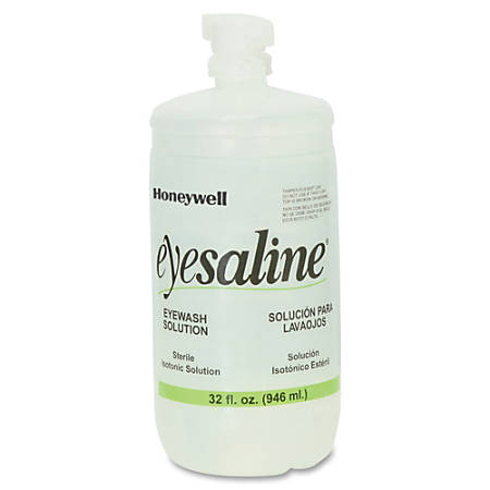 Honeywell Fendall Eyesaline Eyewash Solution - 2 lb