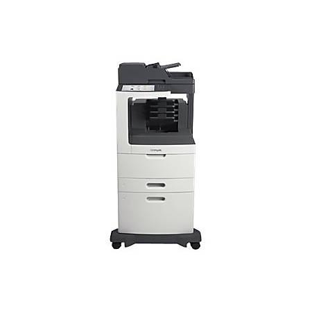 Lexmark MX812dxme Multifunction Monochrome Laser Printer