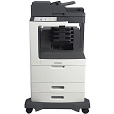 Lexmark MX811dme Multifunction Monochrome Laser Printer