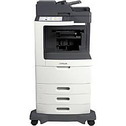 Lexmark MX811dtfe Multifunction Monochrome Laser Printer