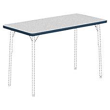 Lorell Classroom Rectangular Activity Table Top