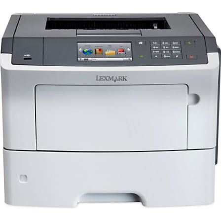 Lexmark MS610de Monochrome Laser Printer with Duplex