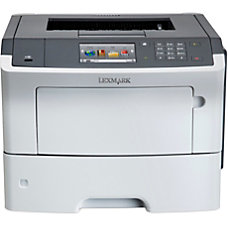 Lexmark MS610de Monochrome Laser Printer with