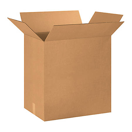 24in(L) x 16in(W) x 24in(D) - Corrugated Shipping Boxes