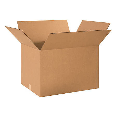 24in(L) x 17in(W) x 15in(D) - Corrugated Shipping Boxes