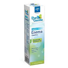 Pure Gentle Saline Laxative 45 Oz