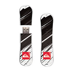 Quiksilver SnowDrive USB 20 Flash Drive