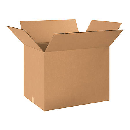 24in(L) x 18in(W) x 18in(D) - Corrugated Heavy-Duty Doublewall Shipping Boxes