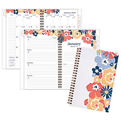AT A GLANCE Isla WeeklyMonthly Planner