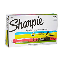 Sharpie Accent Liquid Pen Style Highlighters