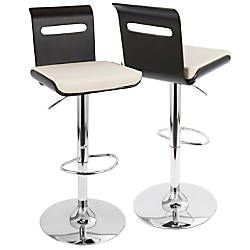 LumiSource Viera Bar Stool 42 H