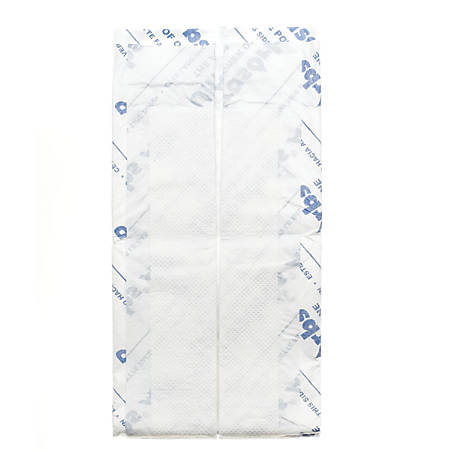 """Ultrasorbs LC Drypads, 24"""" x 36"""", White, Case Of 70"""