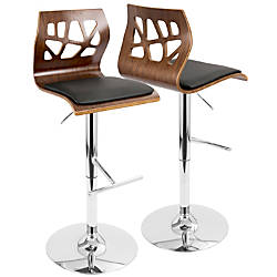 LumiSource Folia Bar Stool 42 14