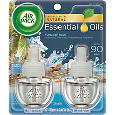 Airwick Scented Oil Warmer Refill Oil