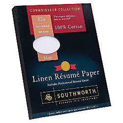 Southworth 100percent Cotton 100percent Recycled R