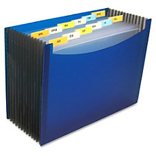 C Line 13 Pocket Polypropylene Expanding