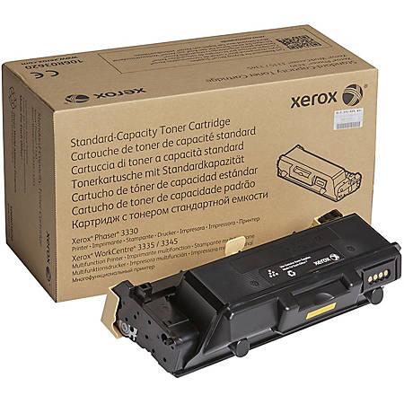 Xerox Toner Cartridge - Black - Laser - Standard Yield - 2600 Pages