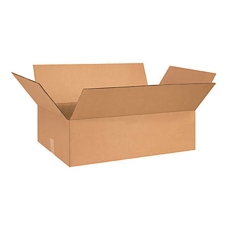 26in(L) x 15in(W) x 5in(D) - Corrugated Shipping Boxes