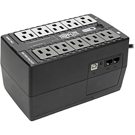 Tripp Lite ECO550UPS Energy Saving Green 550VA ECO UPS