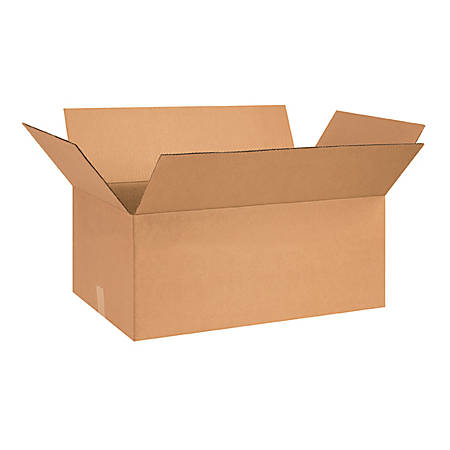 26in(L) x 16in(W) x 10in(D) - Corrugated Shipping Boxes