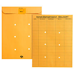 Quality Park Redi Tac Interdepartment Envelopes