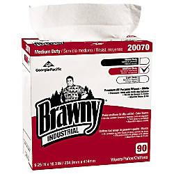 Brawny Industrial Brawny Medium Duty All