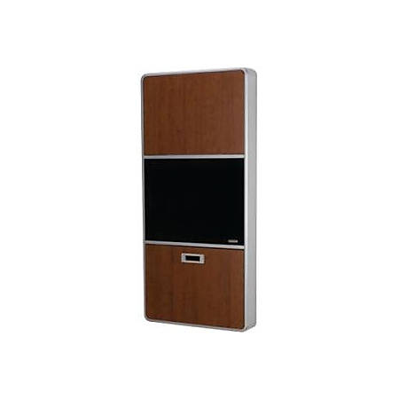 """Rubbermaid Healthcare 23"""" Wall Cabinet Workstation"""