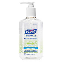 Purell ADX Advanced Green Certified Gel