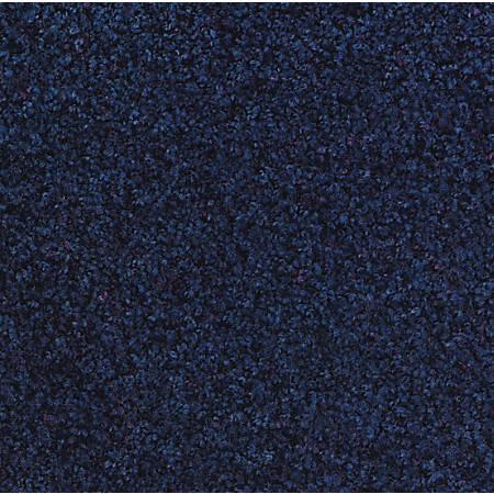 The Andersen Company Stylist Floor Mat, 3' x 8', Midnight Blue