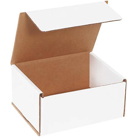 6in(L) x 5in(W) x 3in(D) - Corrugated Mailers