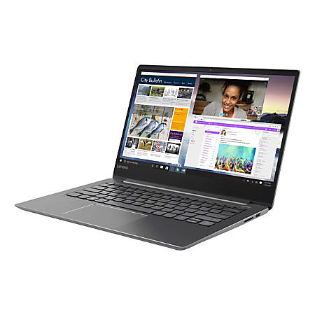 "Lenovo® IdeaPad™ 530S Laptop, 14"" Screen, AMD Ryzen™ 5, 8GB Memory, 256GB Solid State Drive, Windows® 10 Home"