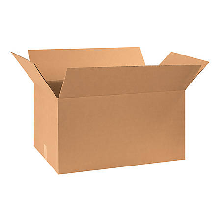 29in(L) x 17in(W) x 15in(D) - Corrugated Shipping Boxes