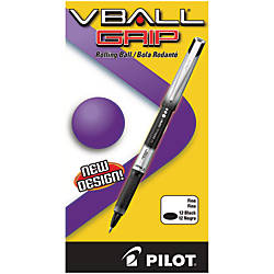 Pilot V Ball Grip Liquid Ink