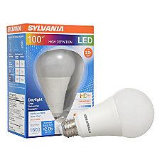 Sylvania A21 Dimmable LED Bulbs 1600