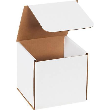 6in(L) x 6in(W) x 6in(D) - Corrugated Mailers