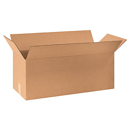30in(L) x 10in(W) x 10in(D) - Corrugated Shipping Boxes