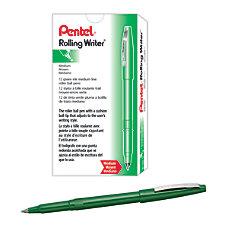 Pentel Rolling Writer Pens Medium Point